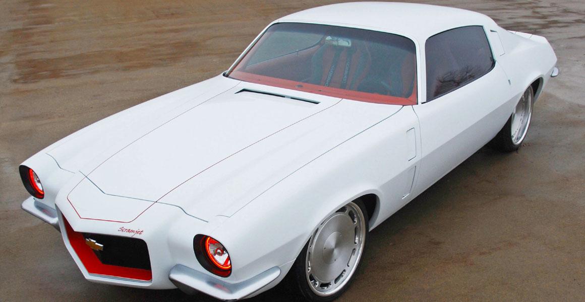 Scramjet Chevrolet Camaro – PF Design